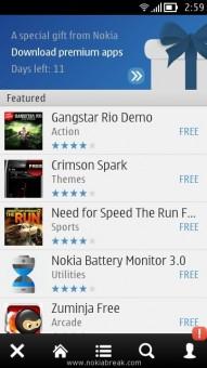New Nokia Store
