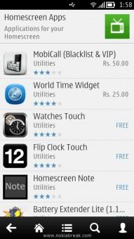 Widget App Store