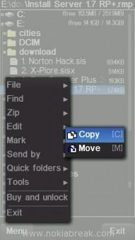 Copy-Install-Server-1.7-RP+.rmp-to
