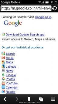 Google More for Mobile