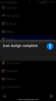 Icon Assign Complete
