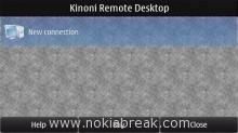 Kinoni Remote Desktop client