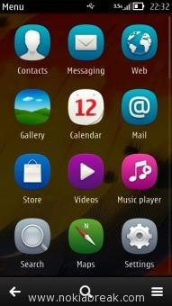 Nokia Menu