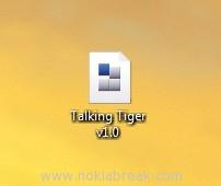 Talking Tiger v1.0 Downloaded on PC