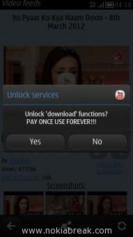 Unlock YouTube HD