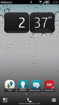 iTheme for Nokia Belle