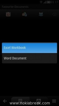 Create Excel or Word File