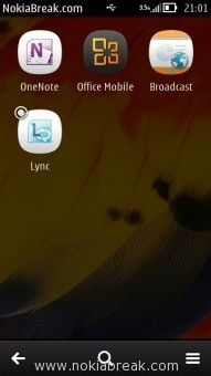 Microsoft Office Installed on N8