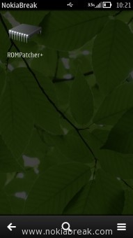 ROM Patcher Plus installed
