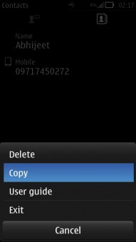 SIM Copy