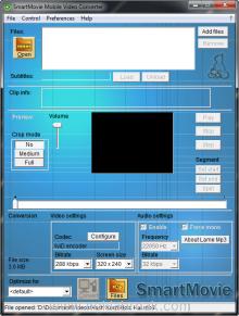 SmartMovie Video Converter