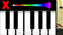 Vuvuzela Piano