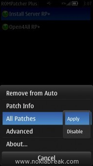 Apply Patch