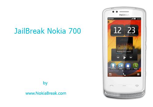 Nokia 700 Jailbreak