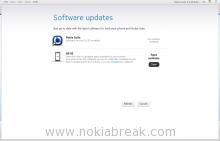 Nokia Suite Belle Refresh Update