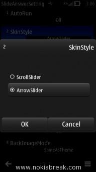 SlideAnswer SkinStyle