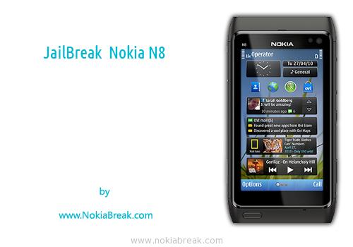 Jailbreak Nokia N8