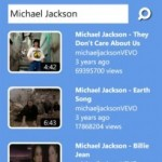 Youtube Downloader for Nokia Lumia Windows Phone