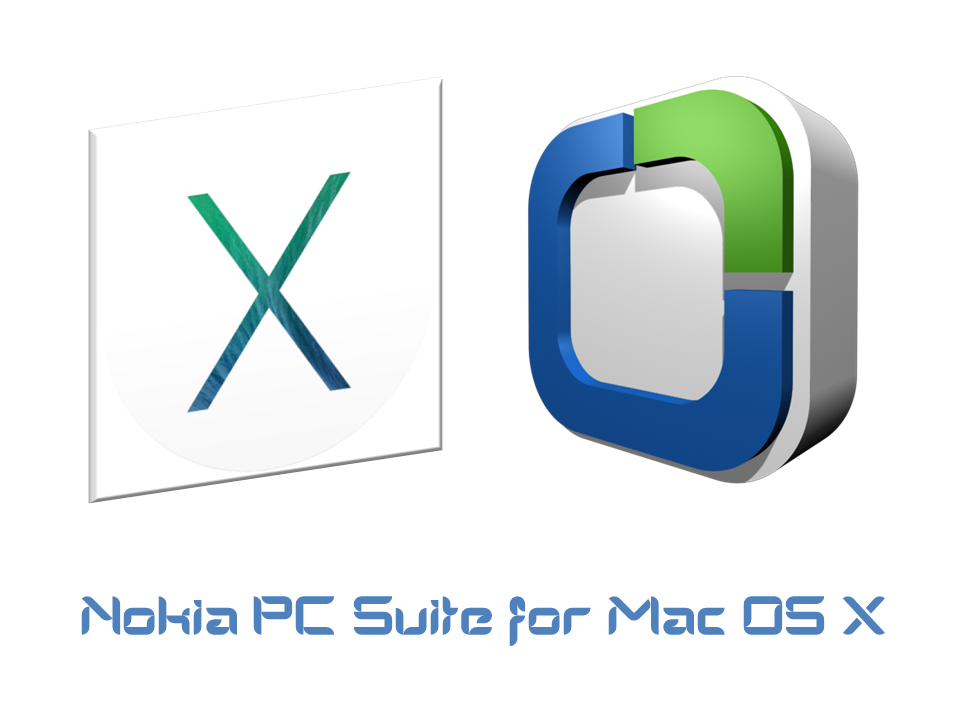 Nokia PC suite for MAC