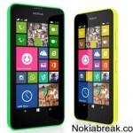 Default Apps in Nokia Lumia 630 Dual SIM