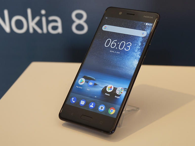 Nokia 9 android mobile Specs Display